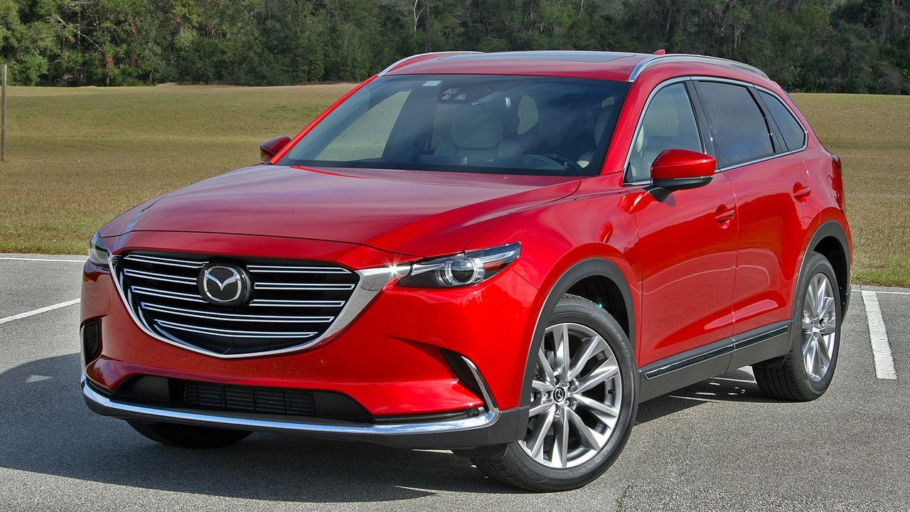 2017 mazda cx 9 driven picture 699580 car review top speed. Black Bedroom Furniture Sets. Home Design Ideas