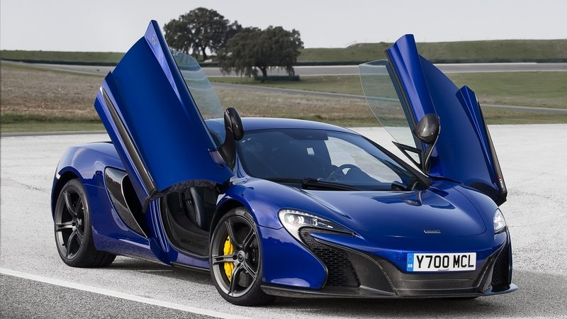 McLaren 650S Successor To Be Called 720S, Use New V-8 Engine