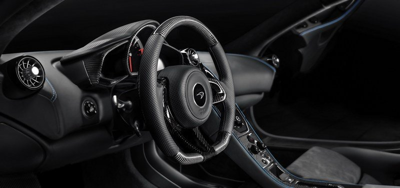 McLaren Offers Aftermarket Personalization Options For Its Super Series Models