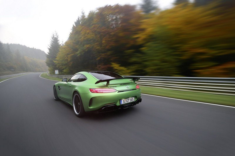 Mercedes AMG GT R Runs Nürburgring in 7:10.9 Minutes High Resolution Exterior - image 697870