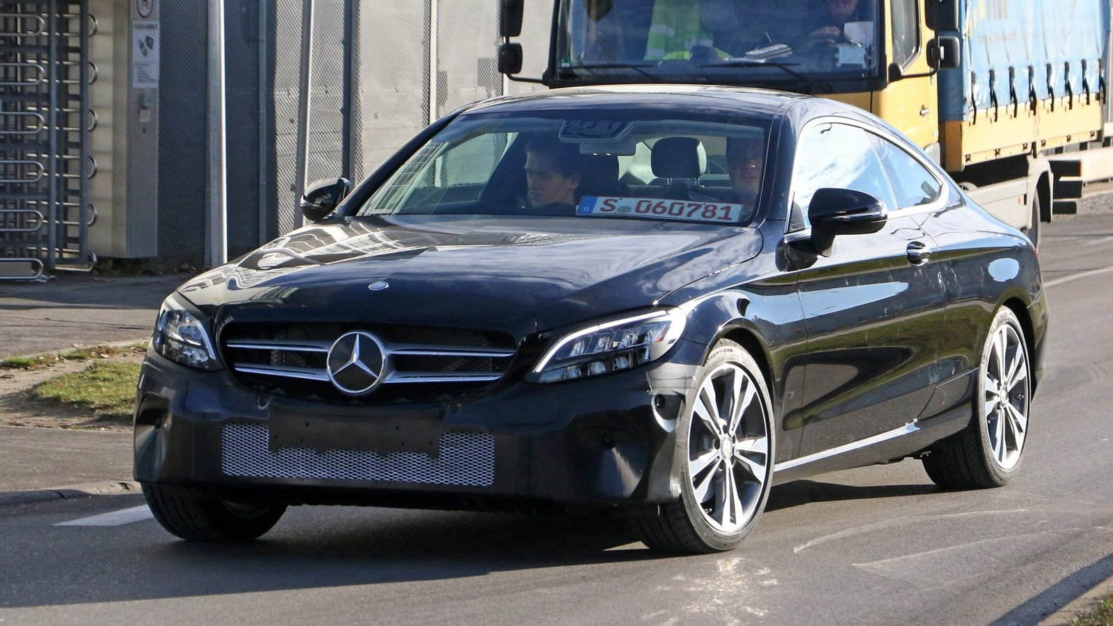 2018 mercedes benz c class coupe picture 699025 car review top speed. Black Bedroom Furniture Sets. Home Design Ideas