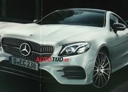 Mercedes-Benz E-Class Coupe: This Is It! - image 698096