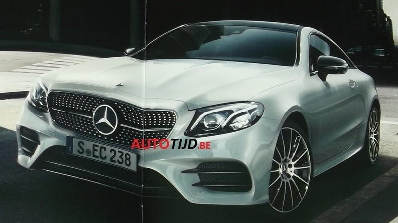 Mercedes-Benz E-Class Coupe: This Is It!