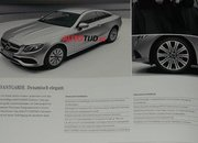 Mercedes-Benz E-Class Coupe: This Is It! - image 698049