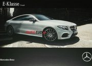 Mercedes-Benz E-Class Coupe: This Is It! - image 698041