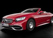 Mercedes-Maybach S650 Cabriolet