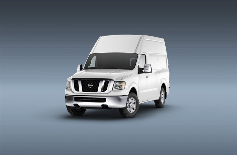 2017 Nissan NV High Resolution Exterior - image 697569