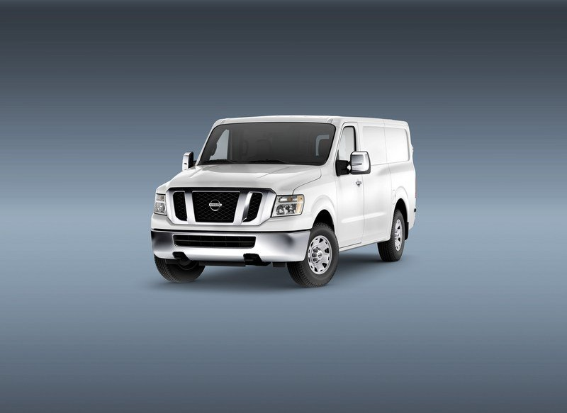 2017 Nissan NV High Resolution Exterior - image 697570