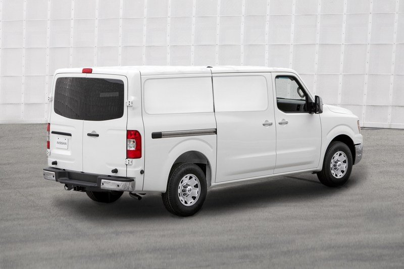 2017 Nissan NV High Resolution Exterior - image 697574