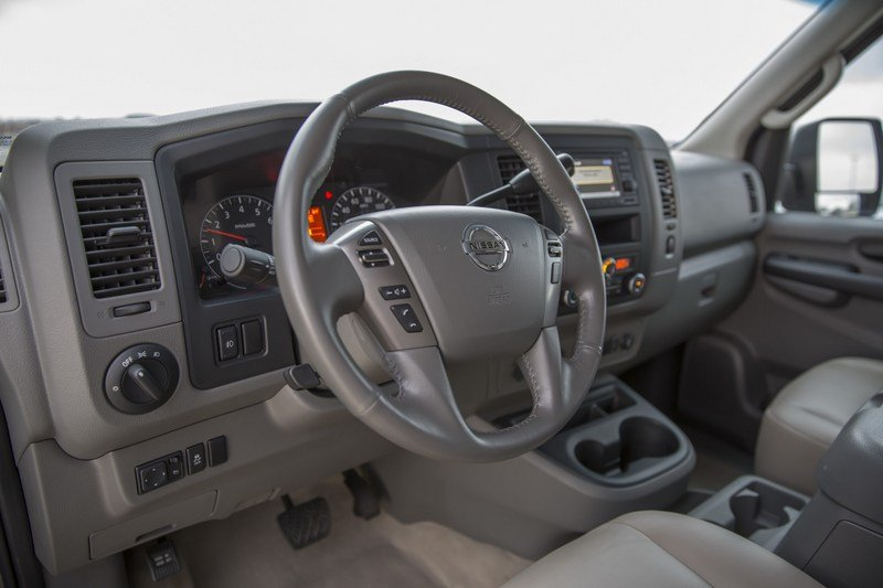 2017 Nissan NV High Resolution Interior - image 697616