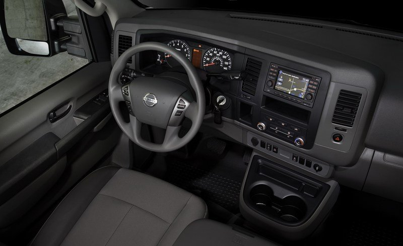 2017 Nissan NV High Resolution Interior - image 697565