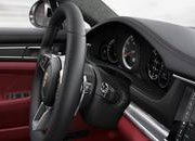 Porsche Panamera Turbo Executive Gets Red For The Holidays - image 699419