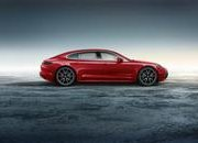 Porsche Panamera Turbo Executive Gets Red For The Holidays - image 699421