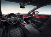 Porsche Panamera Turbo Executive Gets Red For The Holidays - image 699417