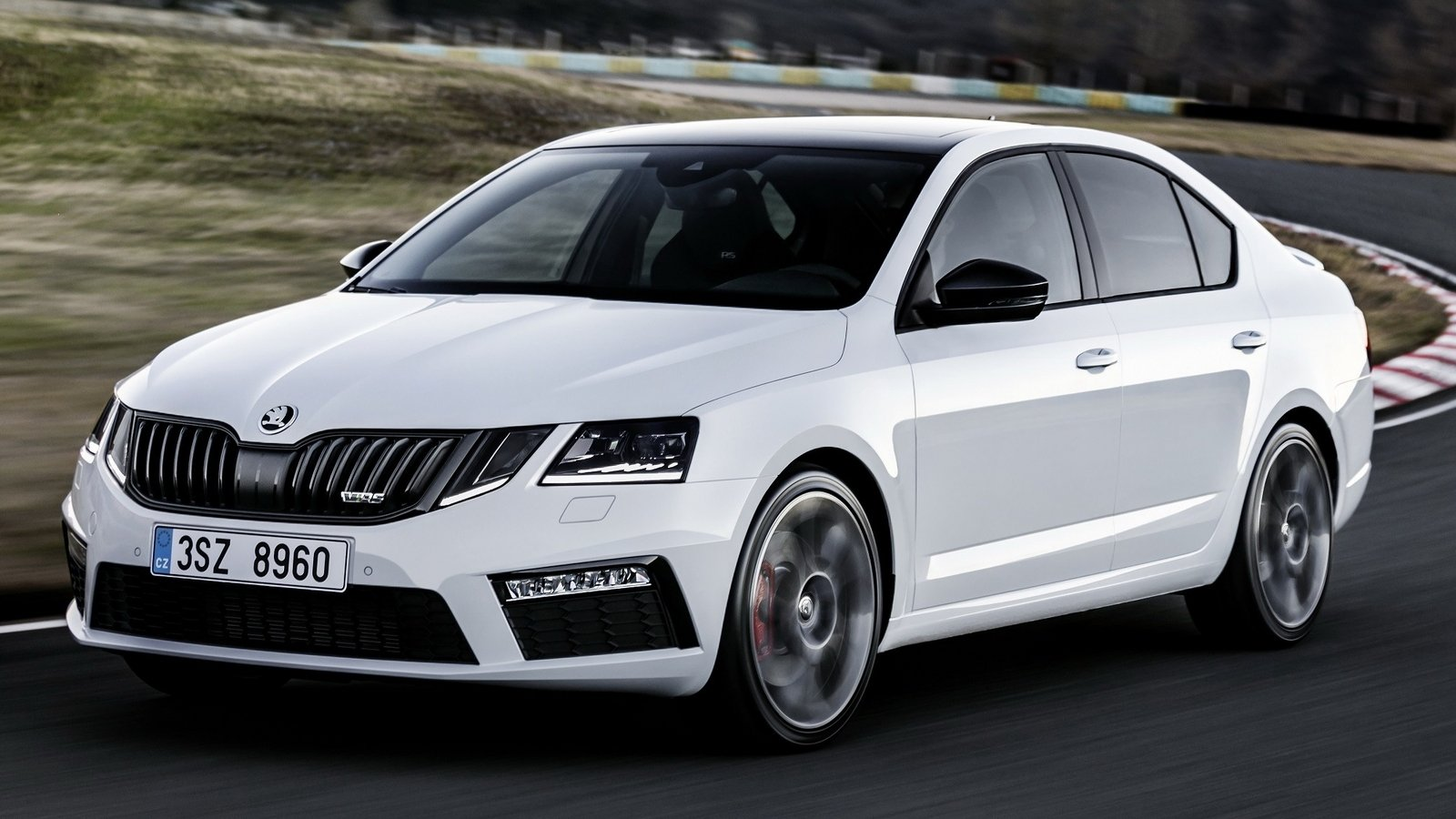 2017 skoda octavia vrs review top speed. Black Bedroom Furniture Sets. Home Design Ideas
