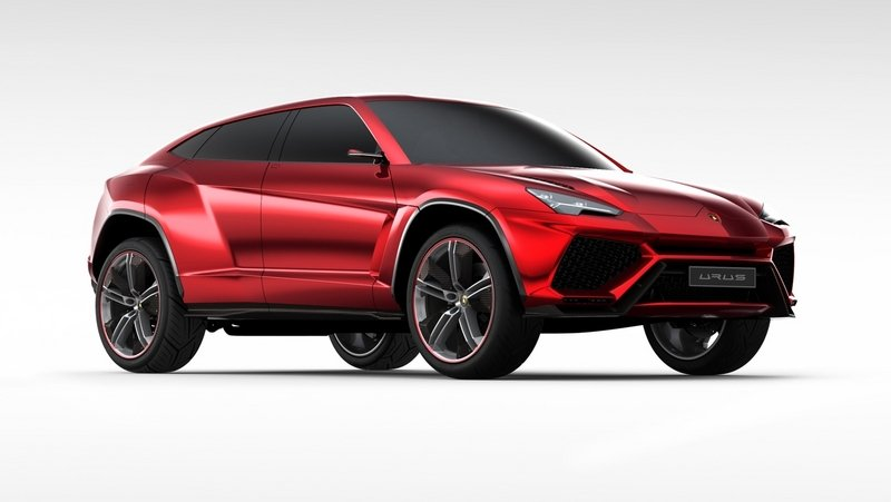 Styling Won't be the Only Thing that Makes the Urus Stand Out in Lamborghini's Lineup