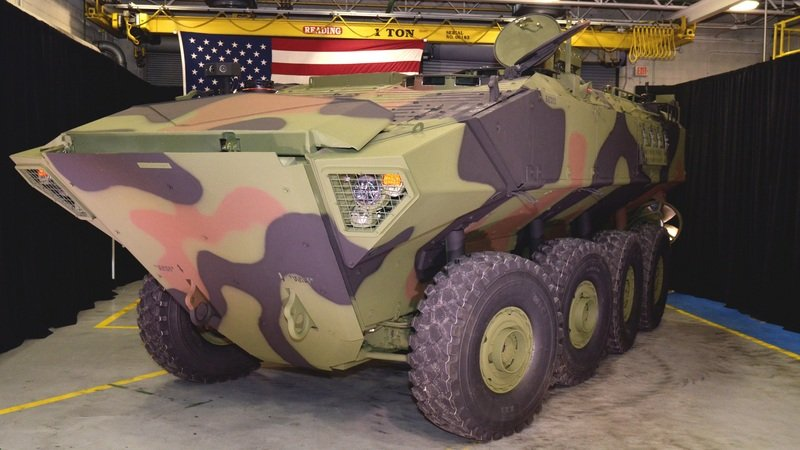 The U.S. Marines Get a New Toy to Play With