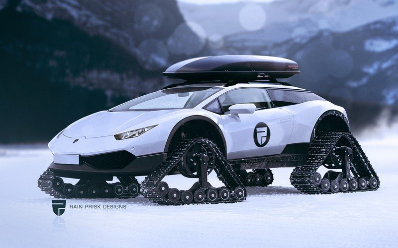 TopSpeed's Top 5 Cars-Turned-Snowmobiles - image 697531