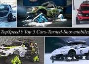 TopSpeed's Top 5 Cars-Turned-Snowmobiles - image 697532