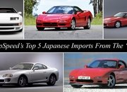 TopSpeed's Top 5 Japanese Imports From The '90s - image 697670