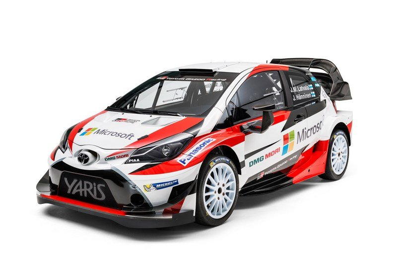 2017 Toyota Yaris WRC High Resolution Exterior - image 698150
