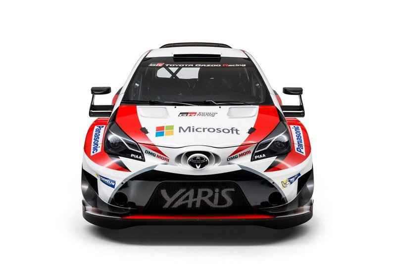 2017 Toyota Yaris WRC High Resolution Exterior - image 698151