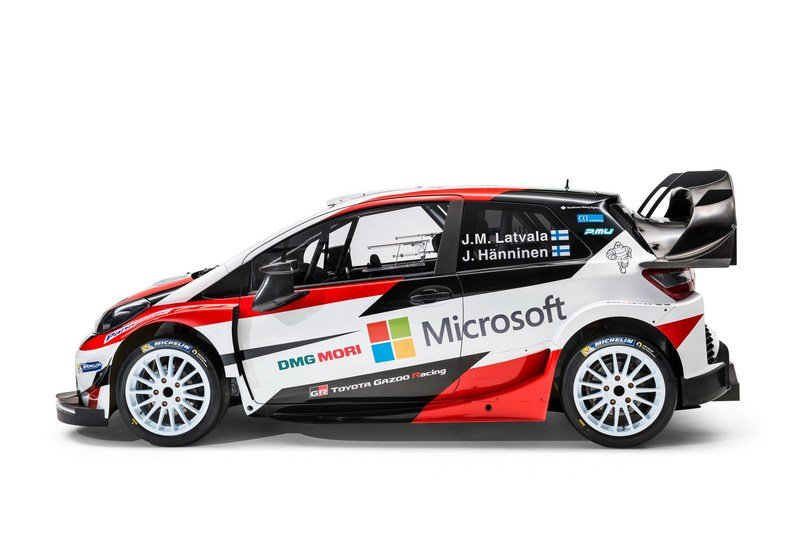 2017 Toyota Yaris WRC High Resolution Exterior - image 698152