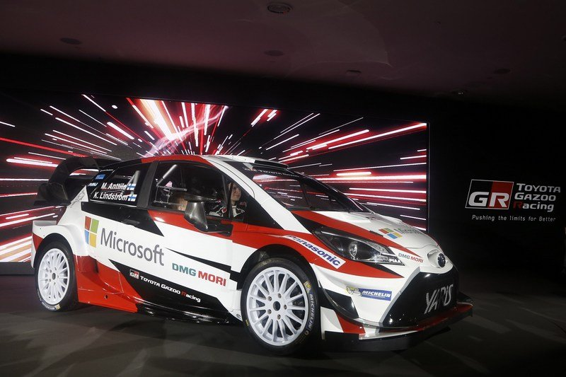 2017 Toyota Yaris WRC High Resolution Exterior - image 698143