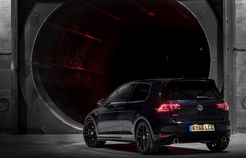 2017 Volkswagen Golf GTI Clubsport Edition 40 High Resolution Exterior - image 699450
