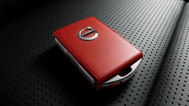 "Volvo's ""Red Key"" Is The Swiss Army Knife Of Car Keys"