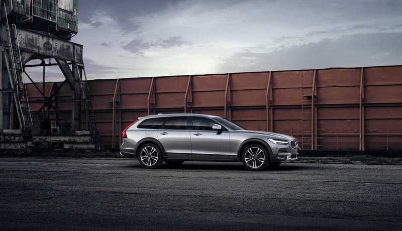2017 Volvo V90 Cross Country By Polestar High Resolution Exterior - image 697443