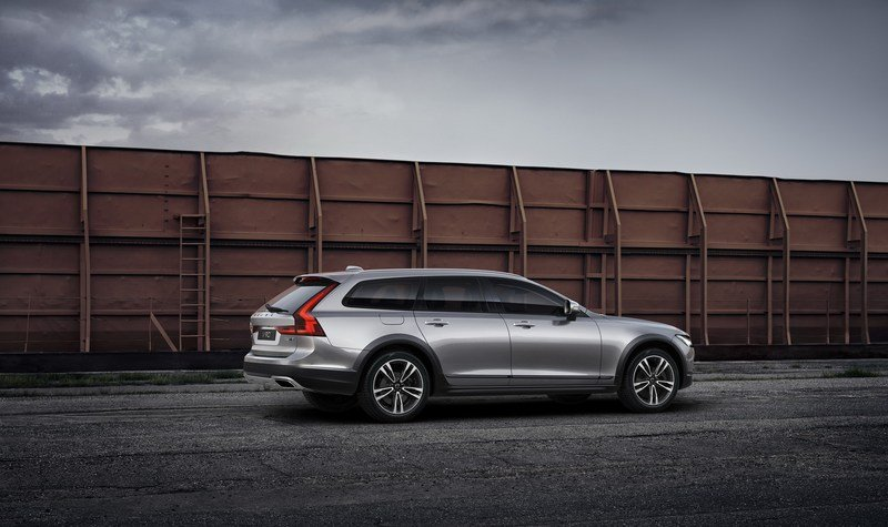 2017 Volvo V90 Cross Country By Polestar High Resolution Exterior - image 697442