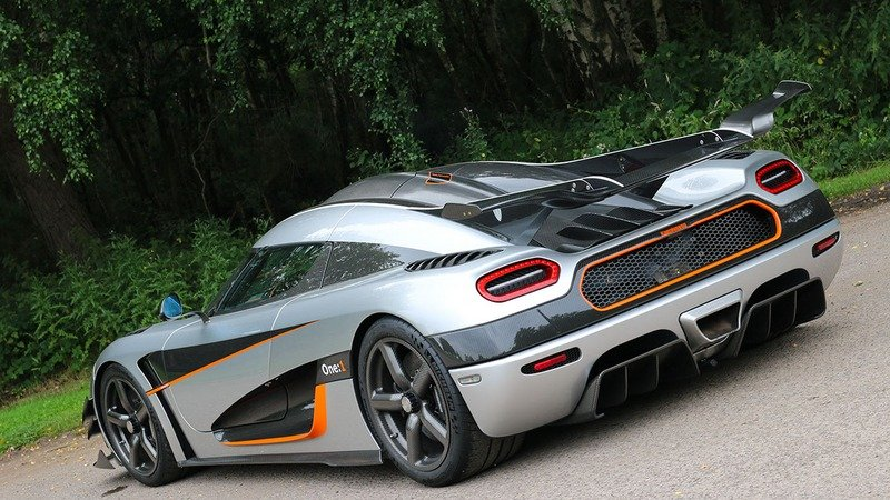 You Can Now Ask Santa To Buy You The Koenigsegg One:1 Prototype...Again