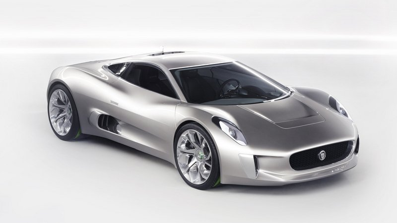 Jaguar's Hints of a Possible Hypercar Gives Us Hope That The C-X75 Could Still Happen