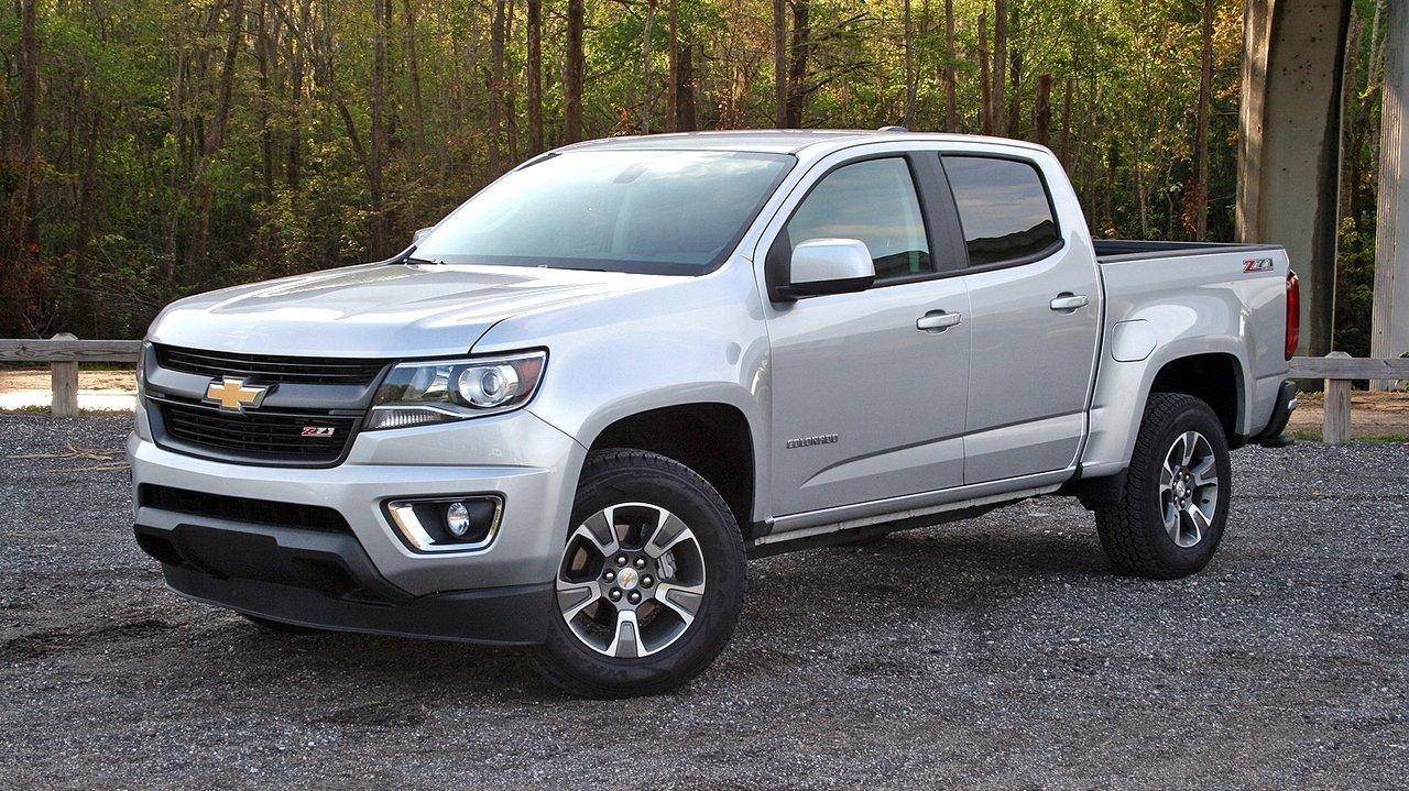 2015 chevrolet colorado z71 driven picture 700208 truck review top speed. Black Bedroom Furniture Sets. Home Design Ideas