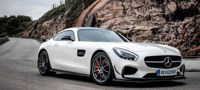 2016 Mercedes-AMG GT S By RevoZport - image 699803