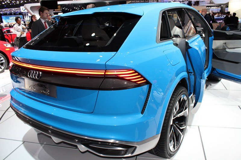 2017 Audi Q8 E-tron Concept High Resolution Exterior AutoShow - image 701381