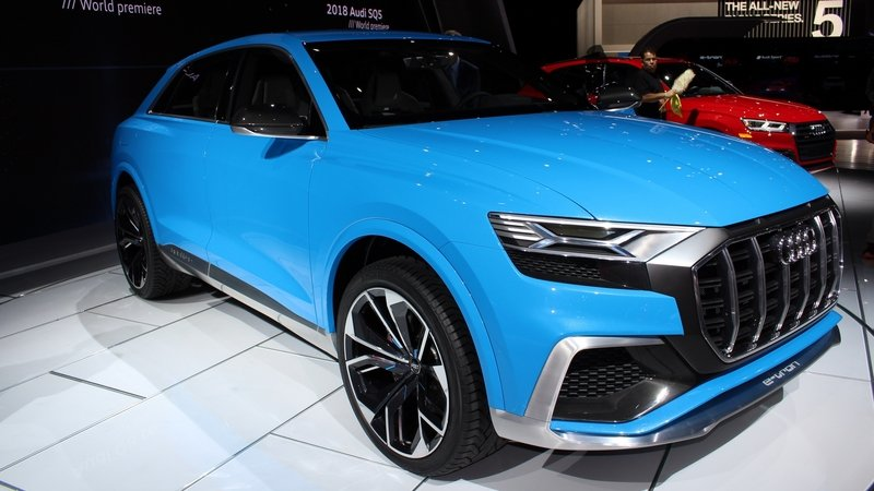 Audi Q8 Latest News Reviews Specifications Prices Photos And