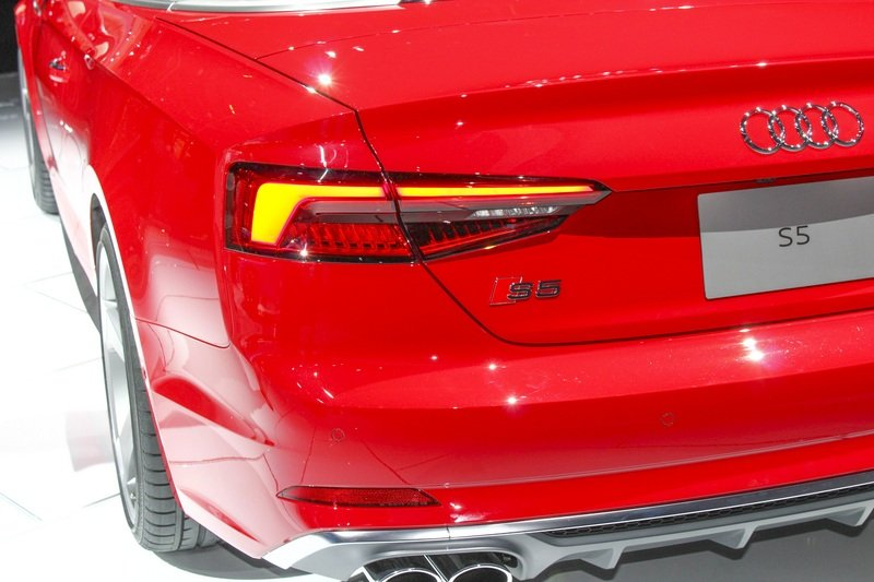2017 Audi S5 Cabriolet High Resolution Exterior AutoShow - image 702580