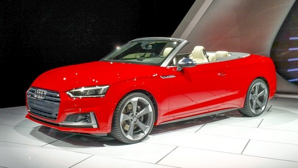 2017 Audi S5 Cabriolet Car Review Top Speed