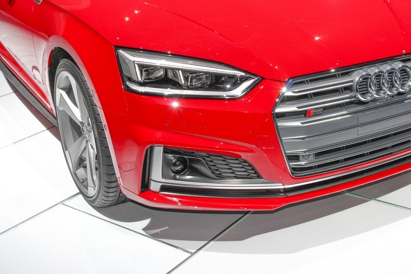 2017 Audi S5 Cabriolet High Resolution Exterior AutoShow - image 702566