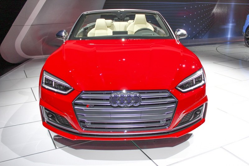 2017 Audi S5 Cabriolet High Resolution Exterior AutoShow - image 702568