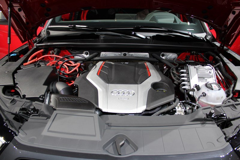 2017 Audi SQ5 High Resolution Drivetrain AutoShow - image 701087