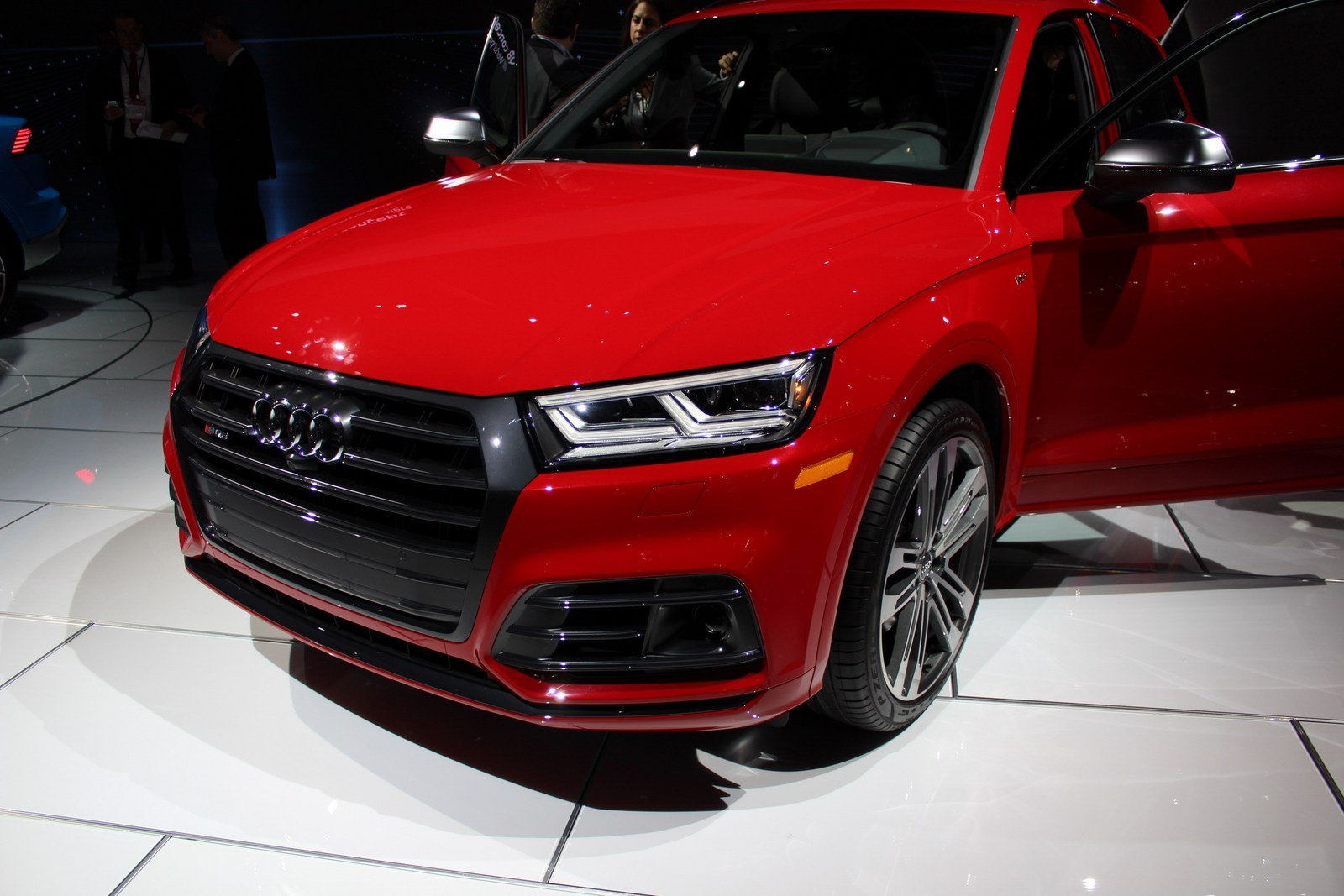 2017 audi sq5 picture 701090 car review top speed. Black Bedroom Furniture Sets. Home Design Ideas