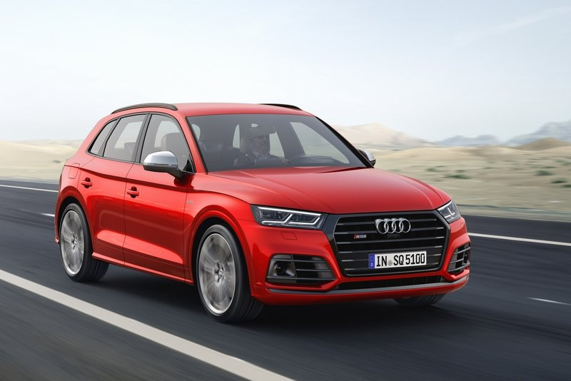 2017 Audi SQ5 High Resolution Exterior - image 703978