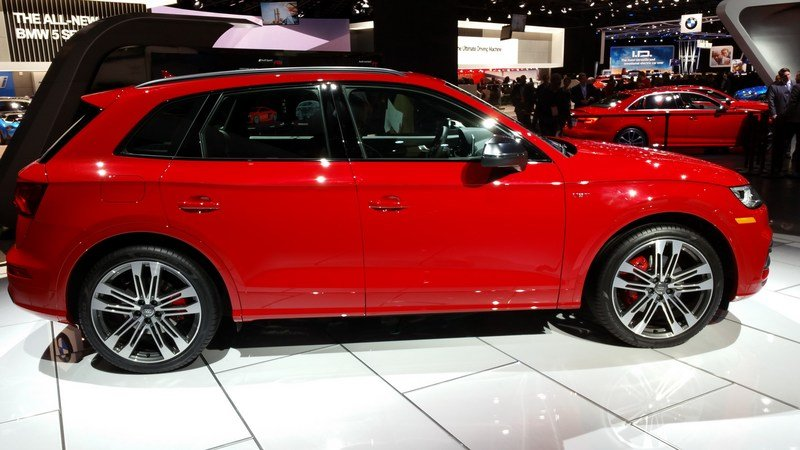 2017 Audi SQ5 High Resolution Exterior AutoShow - image 701080