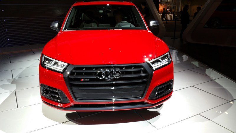2017 Audi SQ5 High Resolution Exterior AutoShow - image 701082