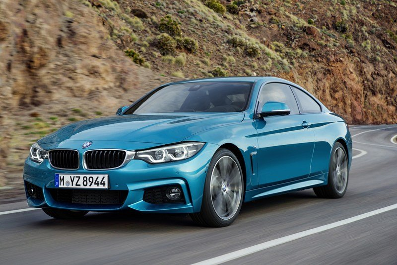 2018 BMW 4 Series Coupe High Resolution Exterior - image 702126