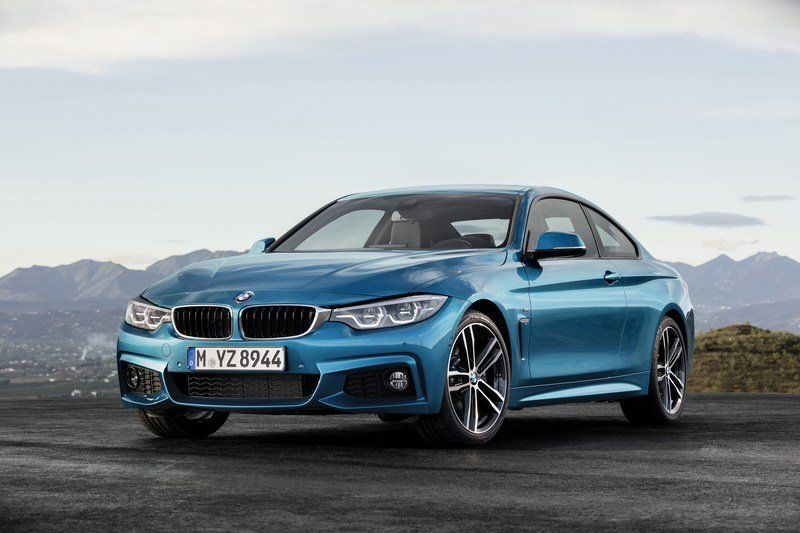 2018 BMW 4 Series Coupe High Resolution Exterior - image 702112