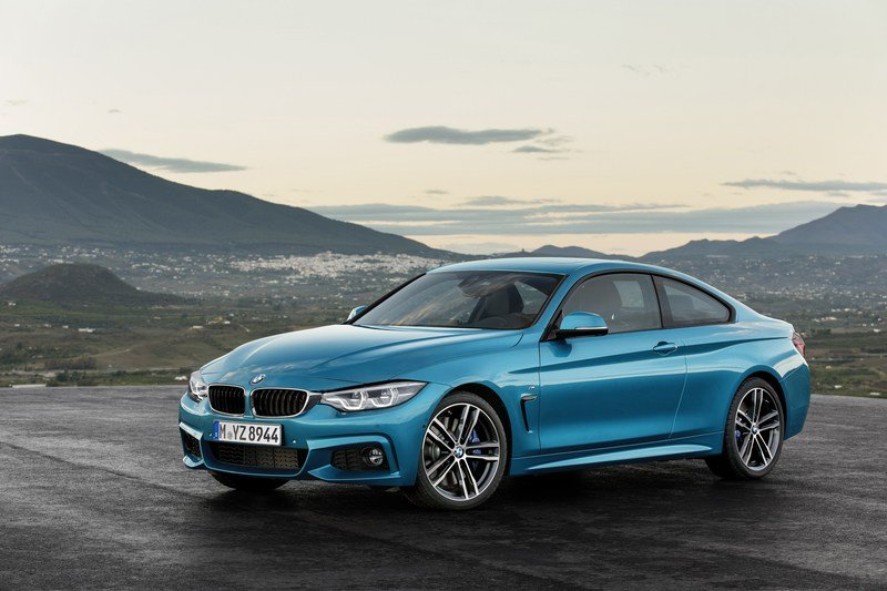 2018 BMW 4 Series Coupe High Resolution Exterior - image 702113